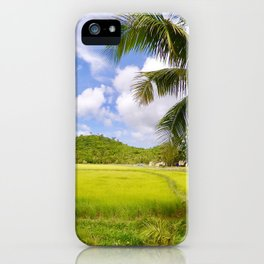 Lush El Nido Landscape iPhone Case