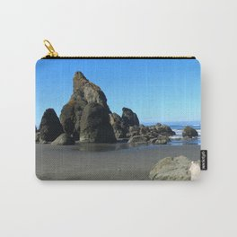 Beauty On Ruby Beach Carry-All Pouch