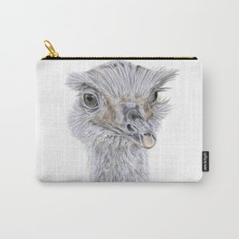 Face to face Carry-All Pouch