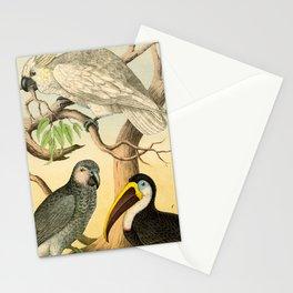 6 Birds Stationery Cards