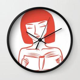 Reader Wall Clock