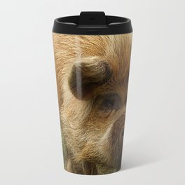 March of the Ginger Pig Travel Mug