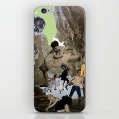Dancing Cave iPhone & iPod Skin