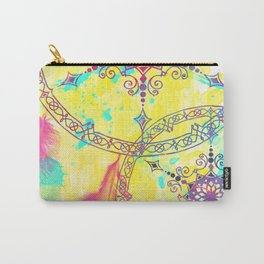 Dream As If We Will Love Forever Carry-All Pouch