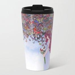 aflutter Travel Mug