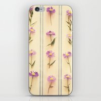 army iPhone & iPod Skins featuring Flower Army by Paula Belle Flores