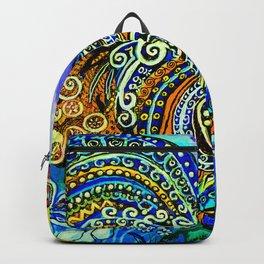 Crazy Chicken Backpack