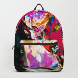 light your way Backpack