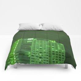 Green latern Comforters