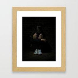 Deadweight State Framed Art Print