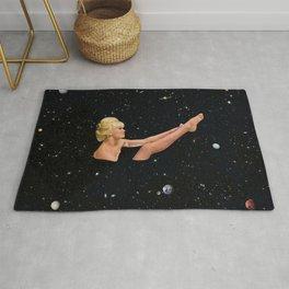 Space Bath Rug