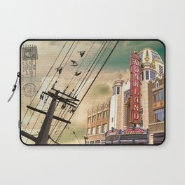 From Oakland, With Love Laptop Sleeve