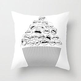 Delight #2 Throw Pillow