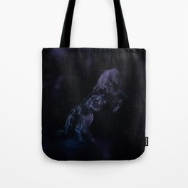 Mystic Horse Tote Bag