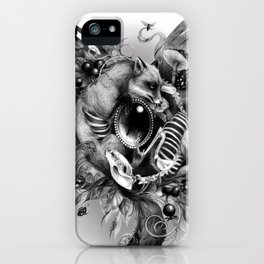 Foxyang- nature's balance iPhone Case