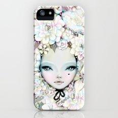 Pidgin Doll : FloraBurst Slim Case iPhone (5, 5s)
