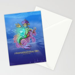 Manannán mac Lir  • Son of the Sea Stationery Cards