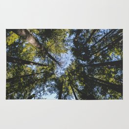 Vancouver Tree Tops Rug