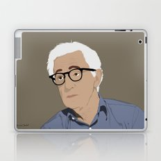 Woody Allen Cartoon Laptop & iPad Skin