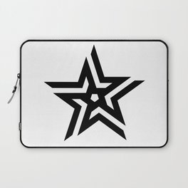 Untitled Star Laptop Sleeve