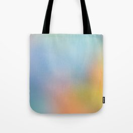 Summer Black Rainbow 2012 Tote Bag