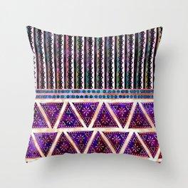 Ava Boho Mix Throw Pillow
