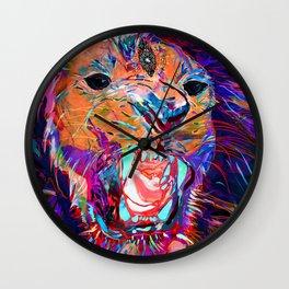 Qi Wall Clock