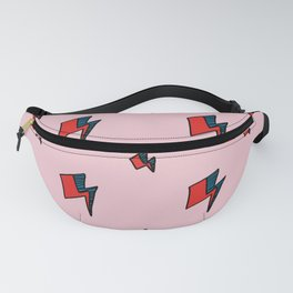Hallo Spaceboy in Pretty Pink Rose Fanny Pack