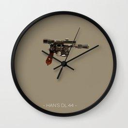 Han's DL-44 Wall Clock