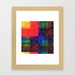 Dyenamic Framed Art Print