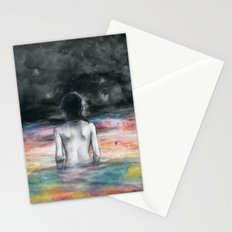 Verso l'infinito Stationery Cards