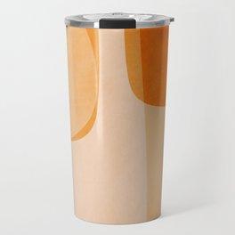 Abstract vases Travel Mug