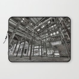 Metallic Structures Laptop Sleeve