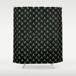 Silver Revolution Multi Shower Curtain