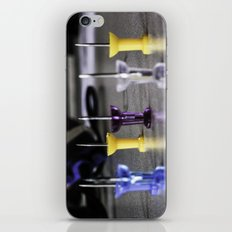 Pointy iPhone & iPod Skin