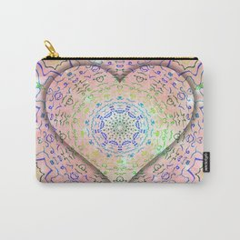 Heart a glow Carry-All Pouch