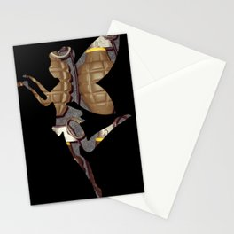 Grenade Fairy Stationery Cards