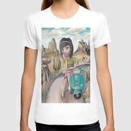 Lost road T-shirt