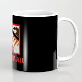 Pixel 'em all Coffee Mug