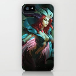 Elderwood Leblanc League Of Legends iPhone Case