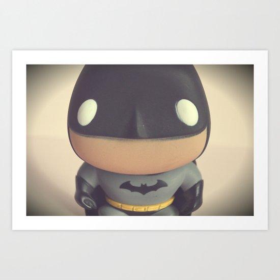 The Bat - I Art Print