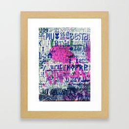 Ecce Gosta Framed Art Print