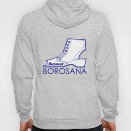 Borosana Borovo -  white nostalgic ortopedic shoe from Yugoslavia Hoody