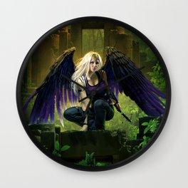 Archangels Consort Wall Clock
