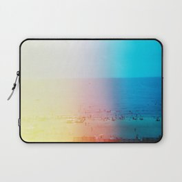 COLOR ILLUSION. Laptop Sleeve