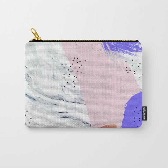 Unfolding Significance #society6 #decor #buyart Carry-All Pouch