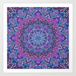 Farah Art Print