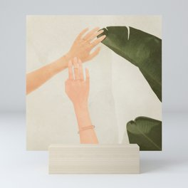 Touch Mini Art Print