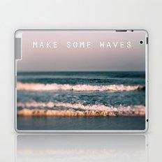 Make Some Waves Laptop & iPad Skin