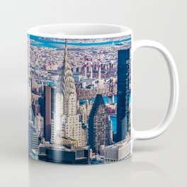 Midtown from top (HDR Color) Coffee Mug